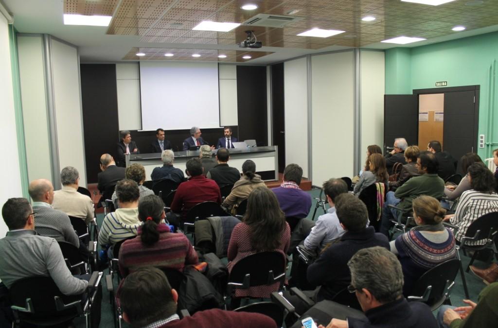 Jornada sobre los sistemas de empresas Lean en Segovia.